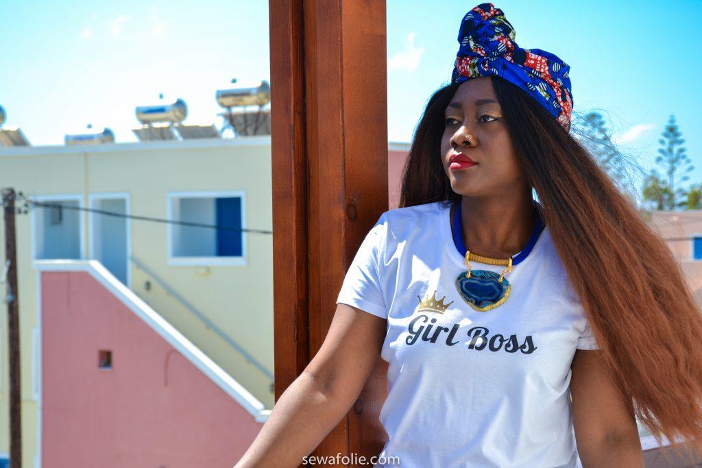 black girl boss