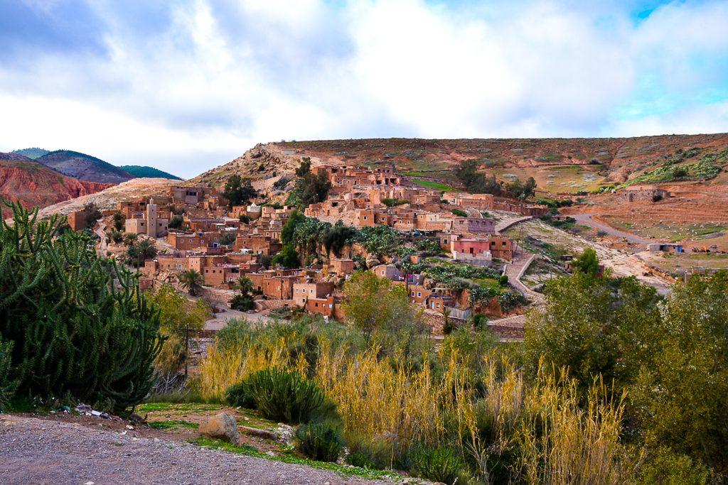Imlil morocco