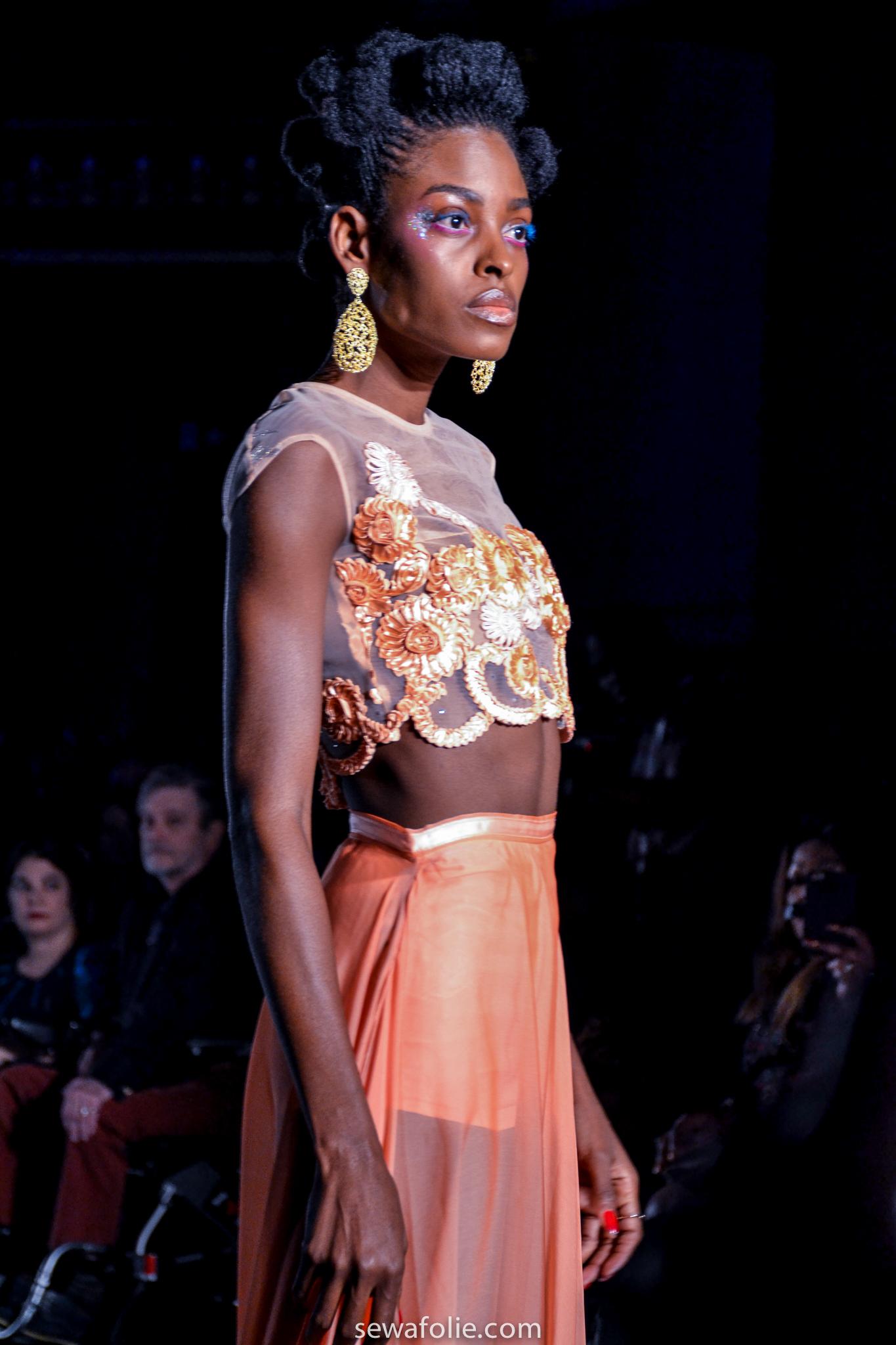 africa fashion week London 2017-10