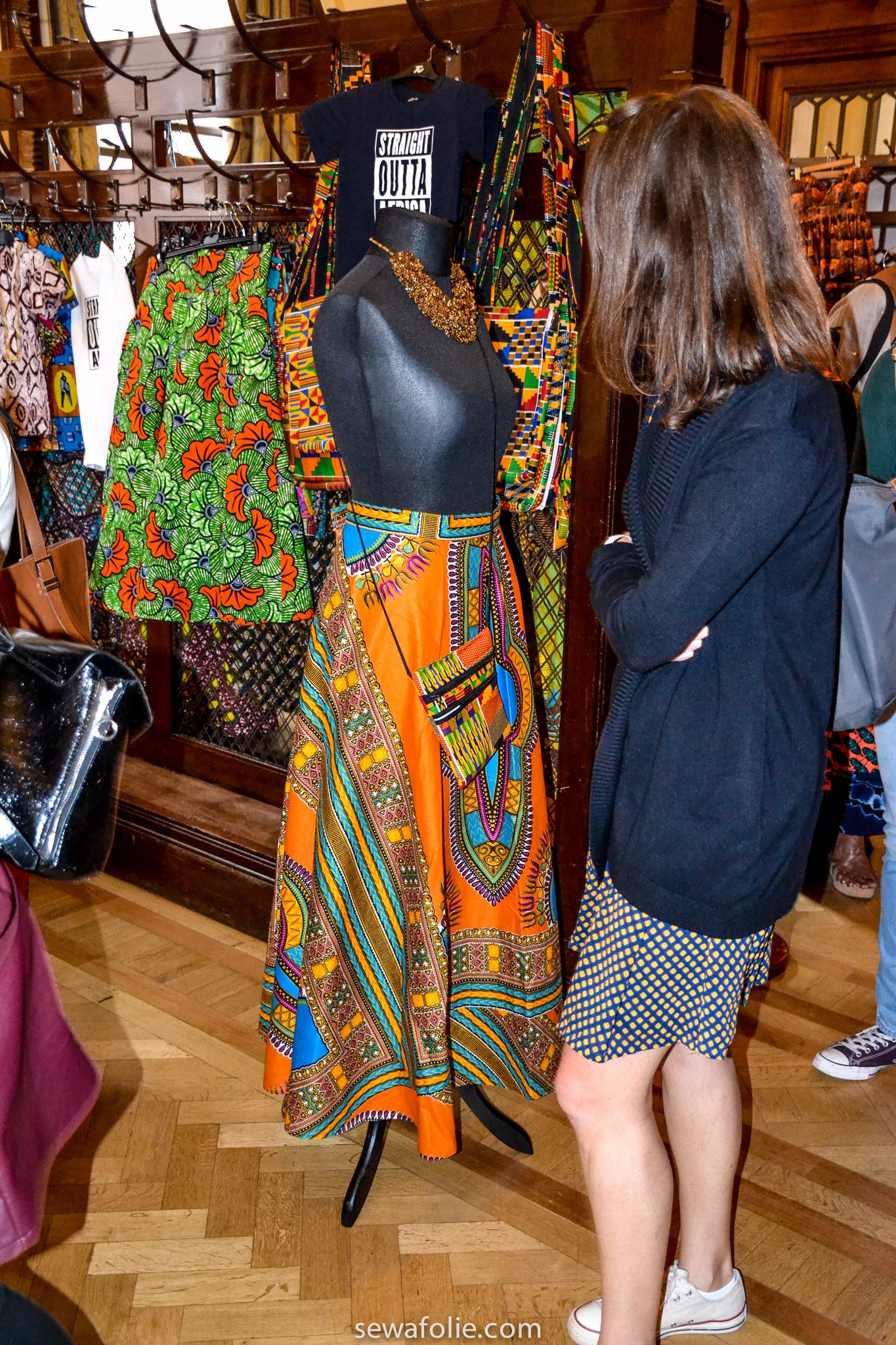 africa fashion week London 2017-18