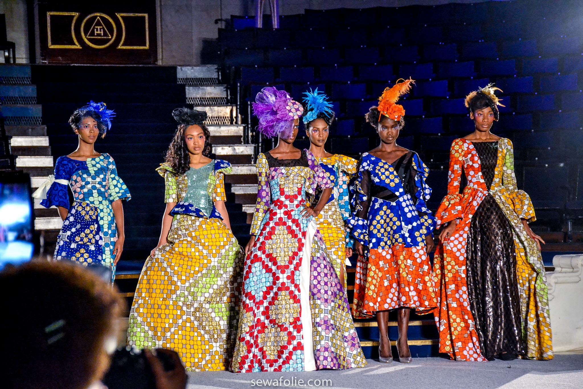 africa fashion week London 2017-3
