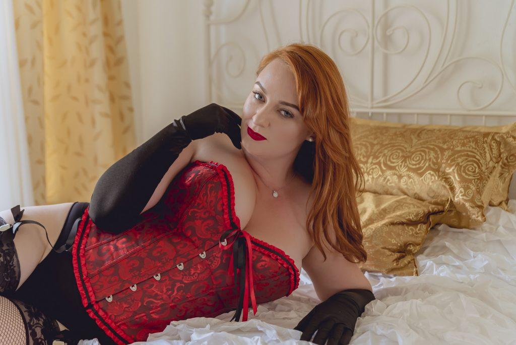 Lonodn boudoir photographer