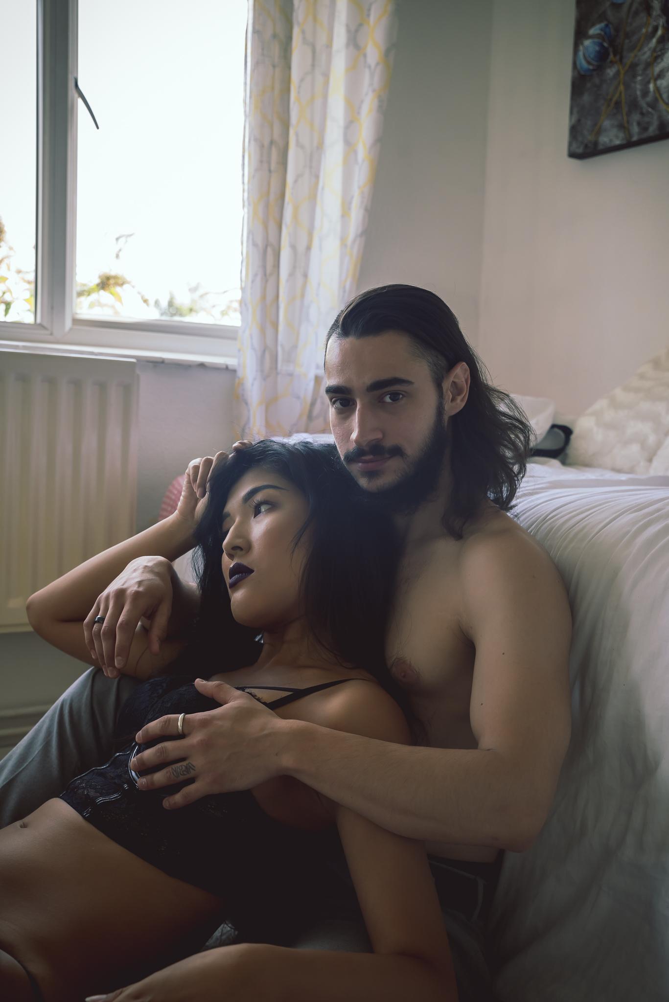 Lonodn boudoir photo shoot-4