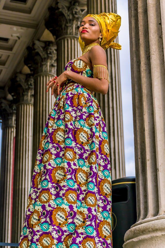 London fashion photographer